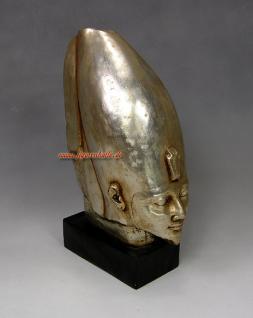 Thutmosis III Büste Figur Statue Skulptur Ägypten Ägyptische Deko