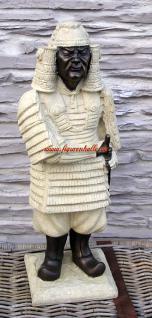 Warrior Kämpfer Figur Statue Kendo Shiniai Ninja Skulptur Japan Deko