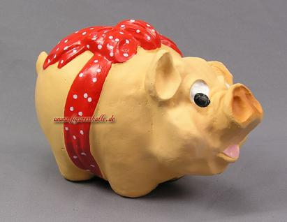 Großes Sparschwein Figur