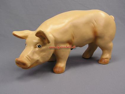 Tolles Deko Schwein als Figur - Vorschau 2
