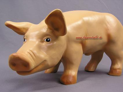 Tolles Deko Schwein als Figur