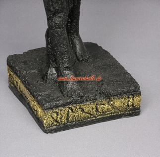 Ägyptische Statue schwarz - Vorschau 3