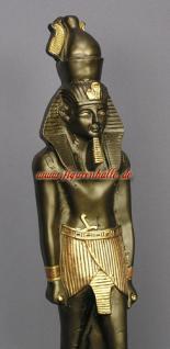 Ägyptische Figur Ramses Ägypte Statue Figur