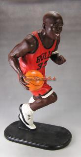 Basketballer Basketball Figur Statue Skulptur Deko - Vorschau 2