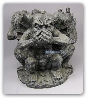 Gollumtisch Gollum Figur Dekofigur Tisch Möbel - Vorschau 2