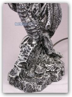Drachenlampe - Drachenfigur Drachen Lampe - Vorschau 3