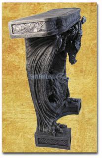 Drachen Tisch im Bord Style Figur Statue Möbel - Vorschau 3