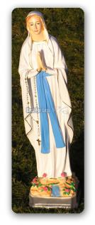 Heilige Mutter Maria Madonna Statue Figur - Vorschau 2