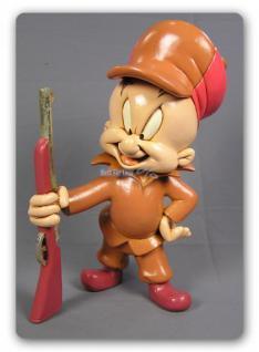 Elmer Fudd Figur Statue Aufstellfigur Dekofigur