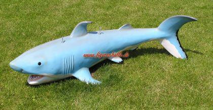 Hai Haifisch Dekofigur Figur Statue Werbefigur Dekoration Deko