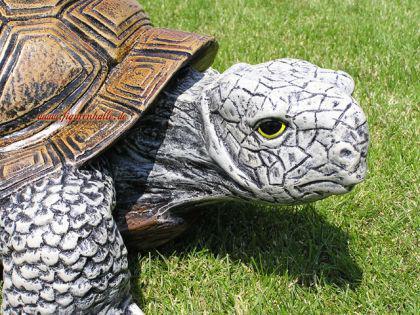 Schildkröte als Dekofigur Figur Dekoration Garten - Vorschau 2