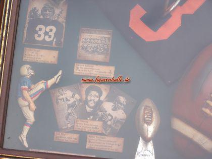 American USA Football Deko Dekoration Helm Trikot Pokal - Vorschau 2