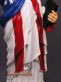 Freiheitsstatue Liberty Figur Aufstellfigur Lampe - Vorschau 4