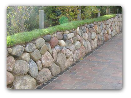Findlinge Natursteine Felsen Steine Friesenwall - Vorschau 1