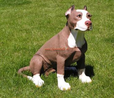 Staffordshire Bull Terrier Figur Tierfigur Hunde - Vorschau 3