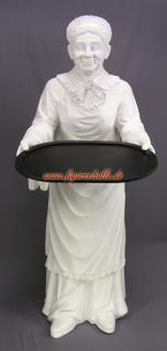 Oma zum selber Lackieren Figur Statue Skulptur