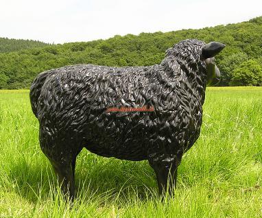 Schwarz Schaf Designer schwarzes Schäfchen - Vorschau 4