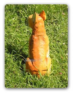 Boxer Figur Tierfigur Dekofigur Aufstellfigur Deko - Vorschau 3