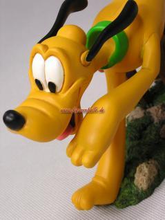 Pluto Classic Figur Zaund Statue Skulptur Walt Disney - Vorschau 2