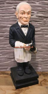James Weinkellner Butler Figur Dekoration