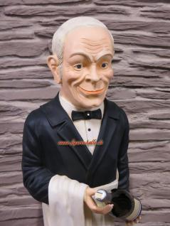 James Weinkellner Butler Figur Dekoration - Vorschau 2