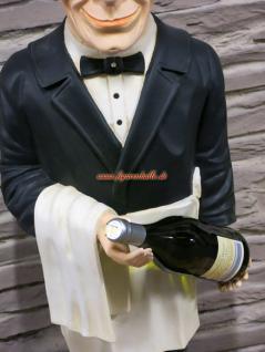 James Weinkellner Butler Figur Dekoration - Vorschau 3