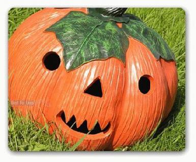 Kürbis Dekofigur Halloween Figur Deko Garten - Vorschau 2
