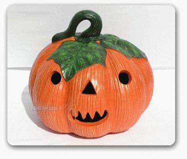 K rbis dekofigur halloween figur deko garten kaufen bei helga freier - Halloween deko garten ...