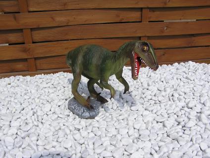 Velociraptor Figur zur Deko - Vorschau 1
