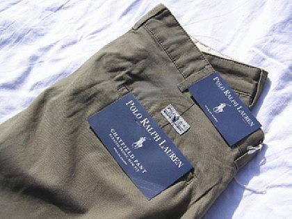 Polo Ralph Lauren CHINO Sommerhose - Vorschau 1