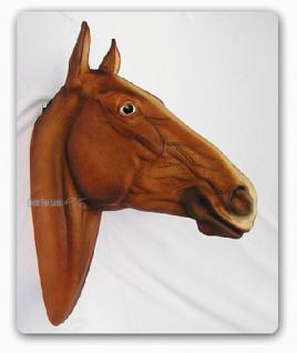 Pferd Pferdekopf Dekofigur Figur Hängst Deko - Vorschau 1