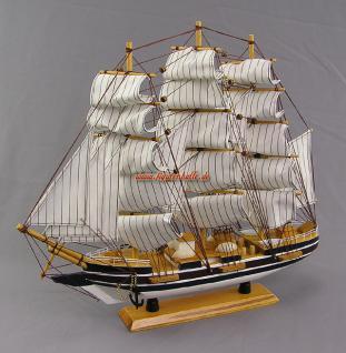 Cutty Sark Segelschiff 3 Master Modell Standmodell Ferigmodell Segelschiff