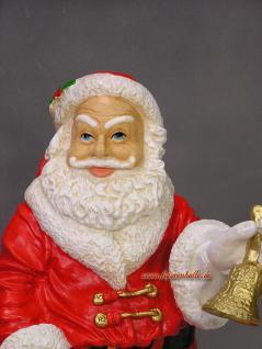 Weihnachtsmann Figur Gartenfigur Weihnachts Deko - Vorschau 2