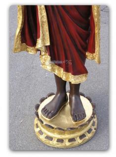 Buddha Siddhartha Gautama Figur Statue Skulptur - Vorschau 4