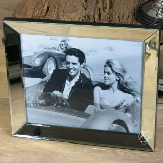 Elvis Presley Ann- Margaret Viva Las Vegas Wandbild Spiegelrahmen Fotografie