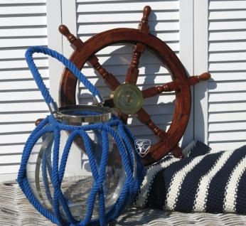 Steuerrad Segelschiff Holz Schiff Boot Modell Deko Maritim