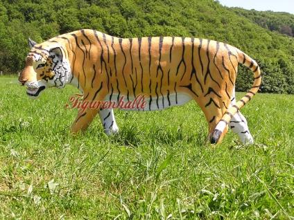 Tiger Dekofigur Lebensgroß Tiga Aufstellfigur - Vorschau 2