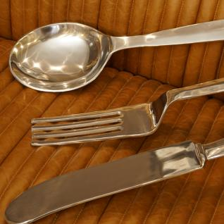 Besteck 110cm Wanddeko Gastronomie Dekoration - Vorschau 2