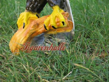 Adler Weißkopf Adler Dekofigur Figur Statue Deko - Vorschau 3