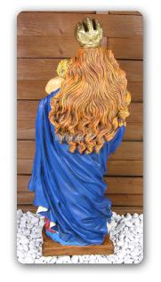 Heilige Mutter Maria Madonna Statue Figur Deko - Vorschau 3