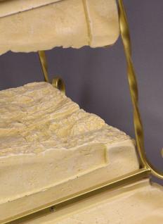 Tisch Säule Römische Grichische Couchtisch Deko - Vorschau 4