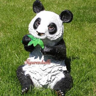 Pandabär Dekofigur oder Aufstellfigur Dekoration