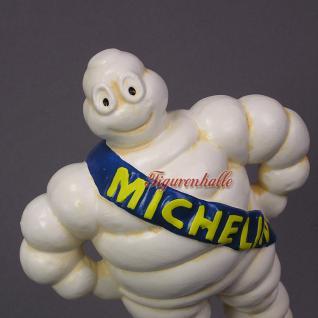 Michelin Männchen Mann als Retro Werbefigur und Figur für alle Auto Fans. Michelin Werbung Deko Replikat. - Vorschau 2