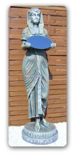 Ägyptische Möbel Spiegel Dekofigur Statue Figur