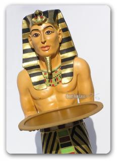 Ägyptische Figur in Form einer Butler