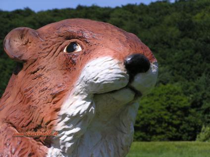Präriehund 'Figur Statue Werbung Werbefigur Zoo Deko - Vorschau 2