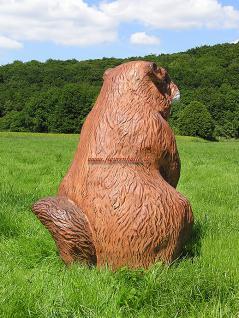 Präriehund 'Figur Statue Werbung Werbefigur Zoo Deko - Vorschau 3