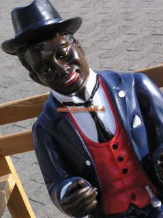 Mann lesend Figur Statue Skulptur Aufstellfigur - Vorschau 2