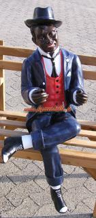 Mann lesend Figur Statue Skulptur Aufstellfigur - Vorschau 3