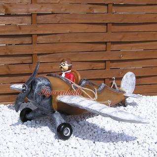 Flugzeug Luftfahrt Figur Modellflugzeug Deko